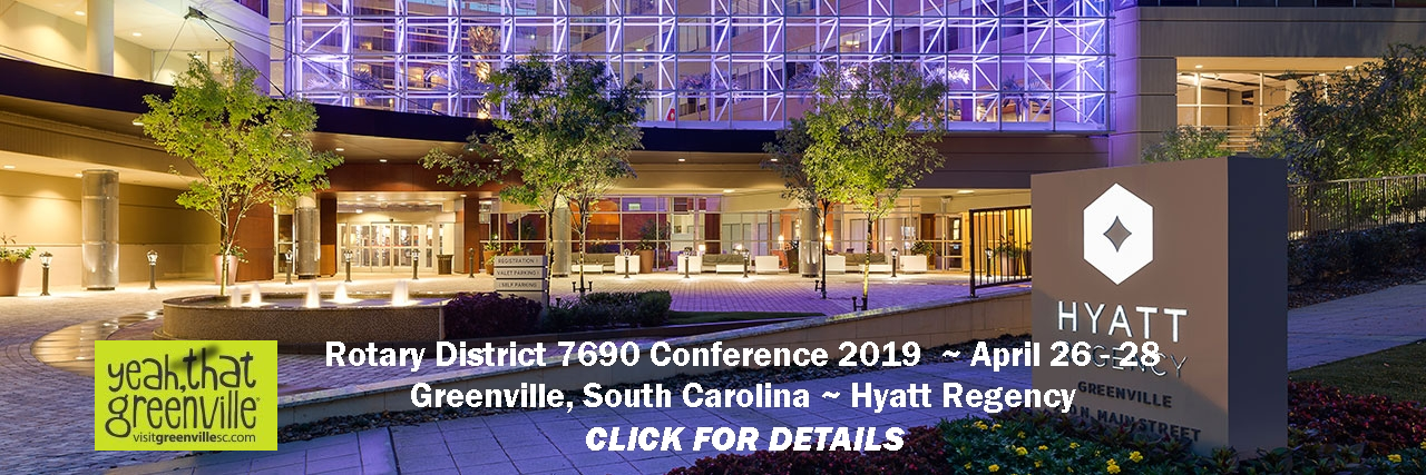 District Conference 2018