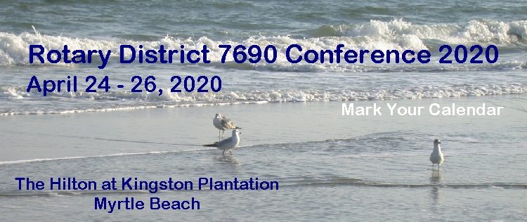 District Conference 2020